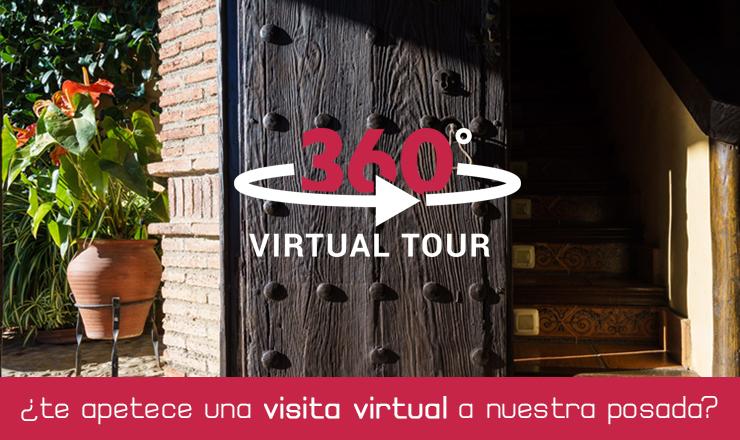 Tour virtual Hotel romantico